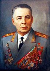 Генерал армии Василий Маргелов