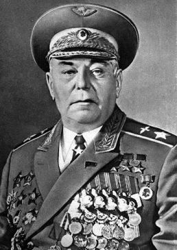 Маршал авиации Александр Покрышкин