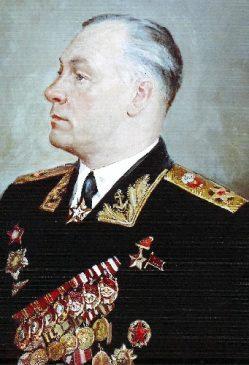 Адмирал Флота Советского Союза Николай Кузнецов