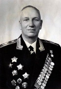 Главный маршал артиллерии Николай Воронов