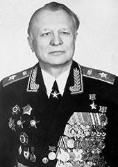 Маршал бронетанковых войск Олег Лосик