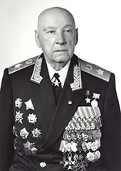 Генерал армии Павел Курочкин