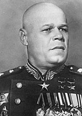 Маршал бронетанковых войск Павел Рыбалко