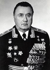 Маршал авиации Иван Пстыго