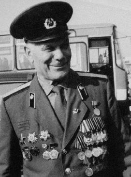 полный кавалер ордена Славы Григорий Иванович Рыженко