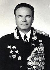 Маршал инженерных войск Николай Шестопалов