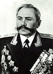 Генерал армии Семен Штеменко