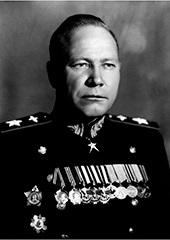 Маршал авиации Семен Жаворонков