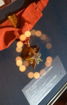 Знак отличия «Маршальская звезда» Иосифа Сталина