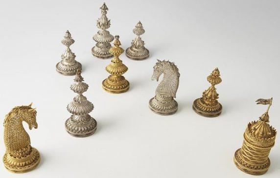 фигуры к шахматам, Кремль