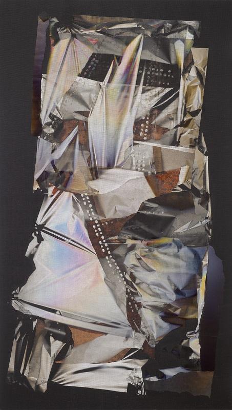 """Ларри Белл, """"Циклон"""", 1990"""