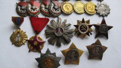 Комплект наград на гвардии генерал-майора Андрея Игнатьевича Ковтун-Станкевича