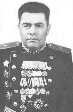 Гвардии генерал-майор Андрей Игнатьевич Ковтун-Станкевич
