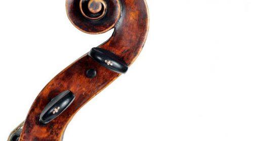 Виолончелистке Офелии Гайяр вернули похищенную виолончель XVIII века, стоимостью 1,3 млн евро