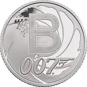 B - Bond... James Bond