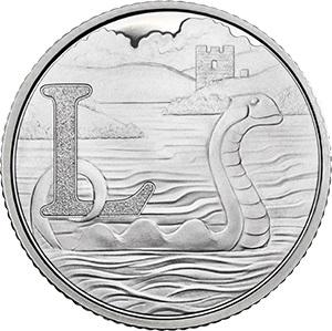 L - Loch Ness Monster
