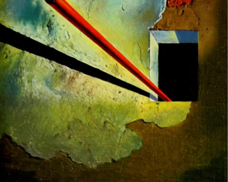 Сальвадор Дали, Без имени (Gala Salvador Dali), 1932