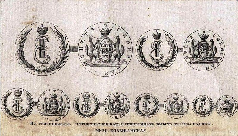 """""""Сибирская монета"""" с Сузунского монетного двора"""