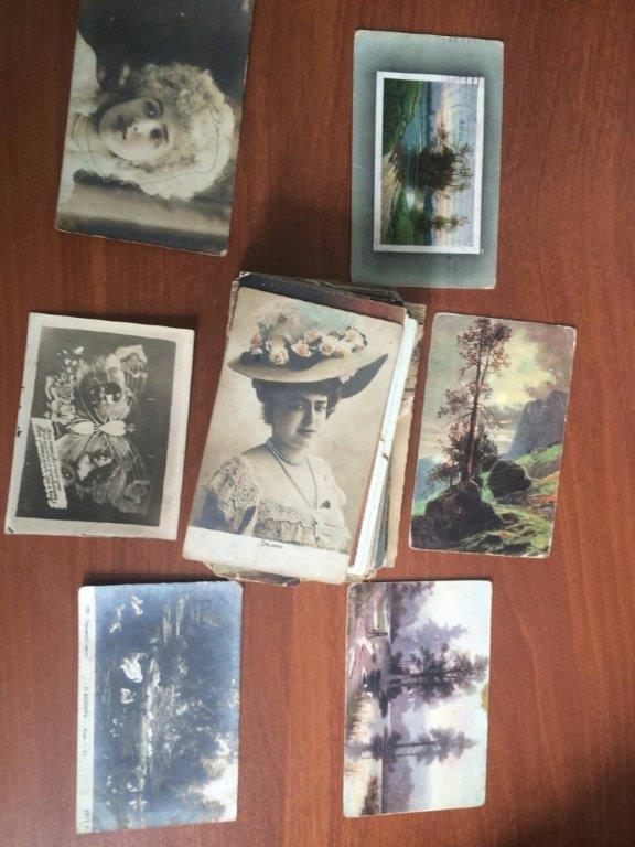 Ценность старых открыток