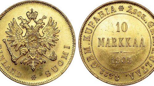 10 марок 1905 года L