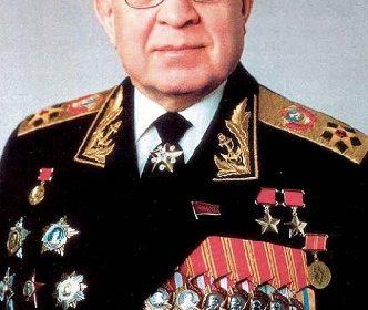 Сергей Георгиевич Горшков, адмирал флота Советского Союза, дважды Герой Советского Союза, Главнокомандующий ВМФ