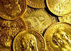 Похитители сокровищ. В России во время перевозки клад золотых монет подменили гаечными ключами