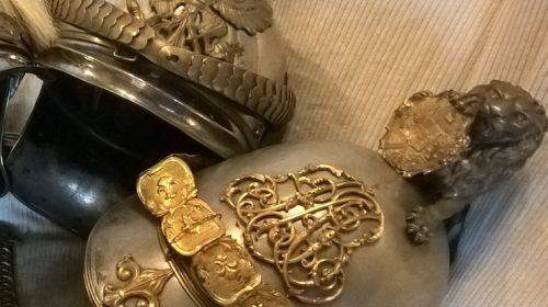 """Пикельхемы - (1813 г.), """"пикельхаубе"""", шлем - пикеля, коллекция с 4-х штук"""