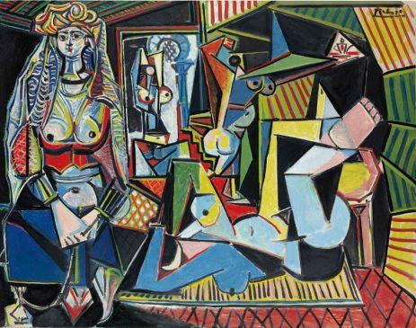 «Алжирские женщины — Версия O» (Les Femmes d'Alger — Version 'O') Пабло Пикассо (1881-1973), 1955 год