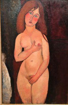 """""""Венера"""" (Nu Medicis, Nu Debout) Амедео Модильяни(1884-1920), 1917 года"""