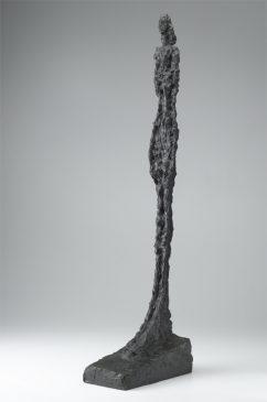 """""""Венецианская женщина IX"""" (Femmes deVeniseIX) Альберто Джакометти (1901-1966)1956 года"""