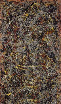 «No. 5»,1948, Джексон Поллок