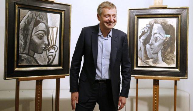 Жертва искусства. Что и за сколько Дмитрий Рыболовлев купил у Ива Бувье