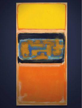 """№1"" (No. 1), Марк Ротко, 1949 год"
