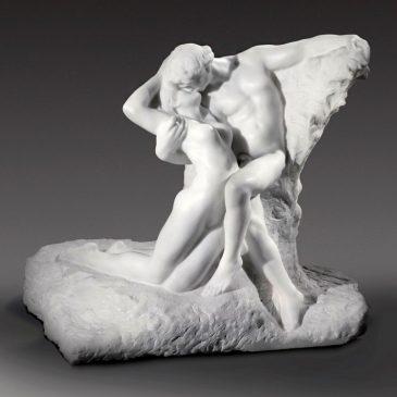 «Вечная весна» (L'Eternel Printemps), Огюст Роден (1840–1917), 1901-1903 годы