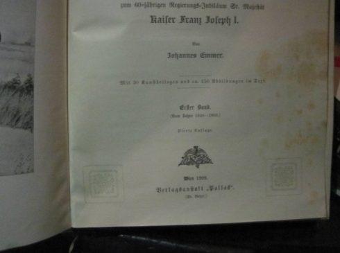 старинные книги начала прошлого века - 1909 года издания