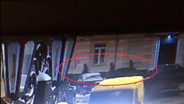 """Нападение на салон антиквариата """"Дукат"""", Киев"""