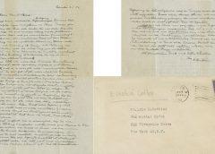 Письмо Альберта Эйнштейна с размышлениями о Боге продали за $2,892 млн