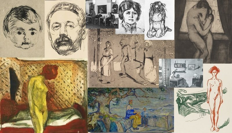 Из коллекции Стенерсена в Осло пропали 47 картин, из них 37 - работы Мунка