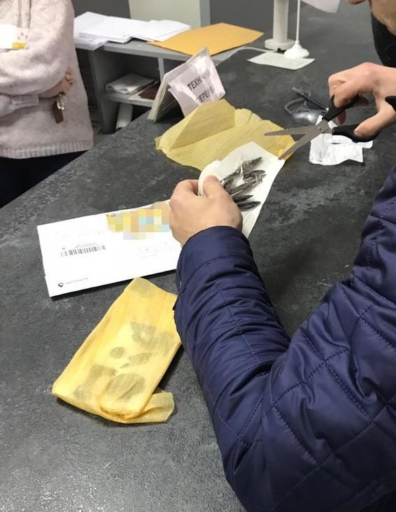 СБУ предупредила контрабанду предметов старины в Россию