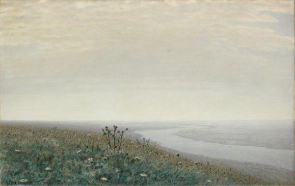 "Архип Куинджи (1842-1910) ""Днепр утром"", 1881"
