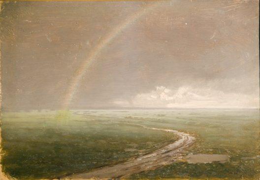 """Архип Куинджи (1842-1910) """"Радуга"""", 1900-е"""