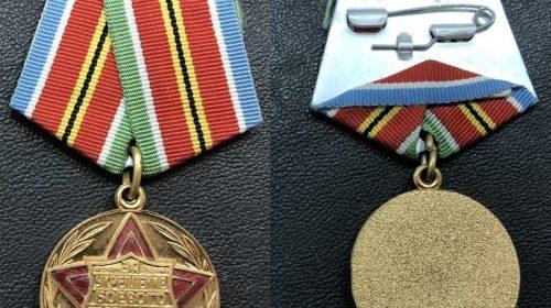Комплект наград генерал-лейтенанта на Шевцова Виктора Афанасьевича