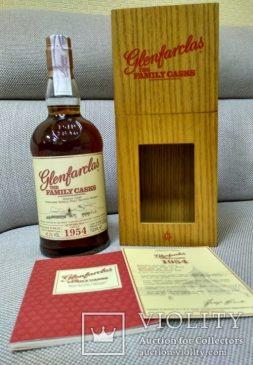 "Виски Glenfarclas 1954 ""Family Casks"""