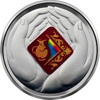 НБУ выпустил памятную монету из нейзильбера «Богдан Ханенко»