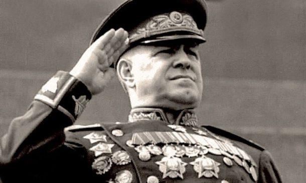 Георгий Константинович Жуков, Маршал Советского Союза
