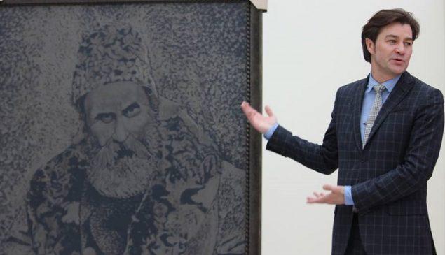 "Александр Жуковский ""Т.Г.Шевченко"""