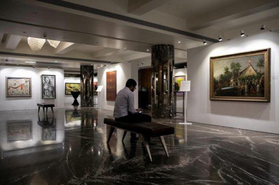 В Индии с аукциона продали произведения искусства беглого миллиардера Нирава Моди