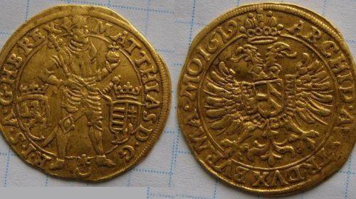 Дукат 1619 року м. Прага