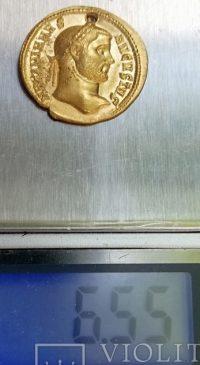 Ауреус Максимиана