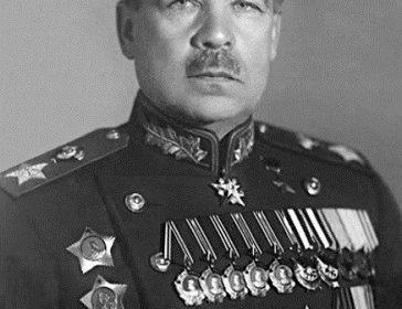 Маршал Советского Союза Леонид Говоров